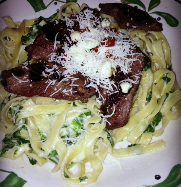 Olive garden steak gorgonzola alfredo sleep eat move - Best thing to eat at olive garden ...