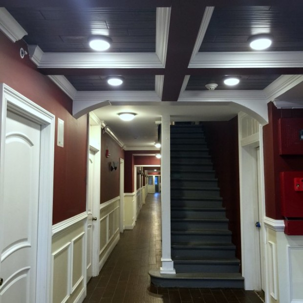Ponce Hotel Stairs