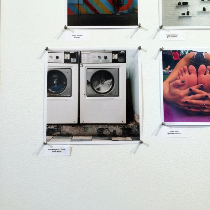My photo that was chosen to be in the gallery. I almost died!